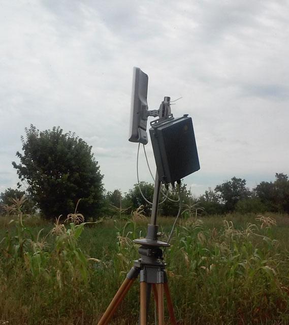 Радіорелейна станція широкосмугового доступу