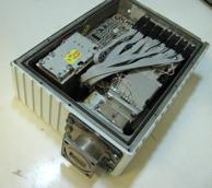 Макет багатоканального передавача для базової станції  системи безпровідного доступу у діапазоні 12 ГГц.