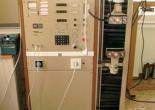 Експериментальний стенд (на базі TIRATESТ 2150) для визначення характеристик міцності армуючих волокон