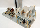 Лабораторний зразок телекомунікаційної системи терагерцового діапазону
