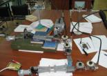 Макет дослідного зразка РАС із просторовою селекцією один від одного двох сигналів