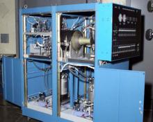 Стенд NASA (США) для випробування системи регенерації води з рідких відходів життєдіяльності людини на борту пілотованого космічного корабля