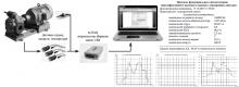 Макет мобільного програмно-апаратного комплексу для функціонального діагностування енергоефективності электромеханических систем  шахтных стационарных установок