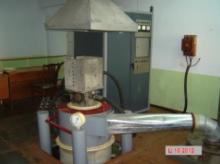 Установка розпилювання розплавів МУРР-2-КПІ