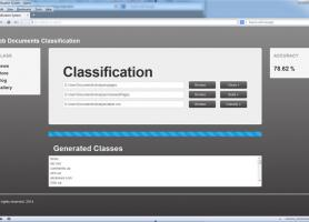 Приклад аналітичних можливостей системи (автоматична класифікація)