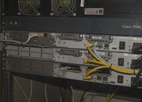 Сервер віртуалізації зі сховищем даних та сервер додатків