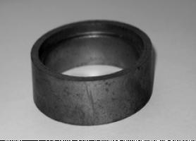 Втулка композиційного підшипнику з матеріалу на основі шліфувальних відходів сталі 4ХМНФС +6%CaF2