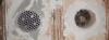 Фотознімок встановленого пальника трубчастого типу (зліва) поруч із штатним пальником