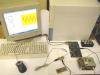 Макет тракту генерації стимулів на основі DSP-процесора TMS320VC5510 фірми Texas Instruments (у складі оціночного модуля Starter Kit типу C5510 DSK)