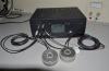 Макетний зразок три частотного вимірювача всіх параметрів повного опору провідникових об'єктів  на частотах 20, 100 і 500 кГц.